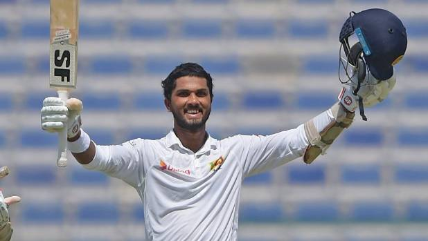 Dinesh Chandimal century leads Sri Lanka to 419 against Pakistan