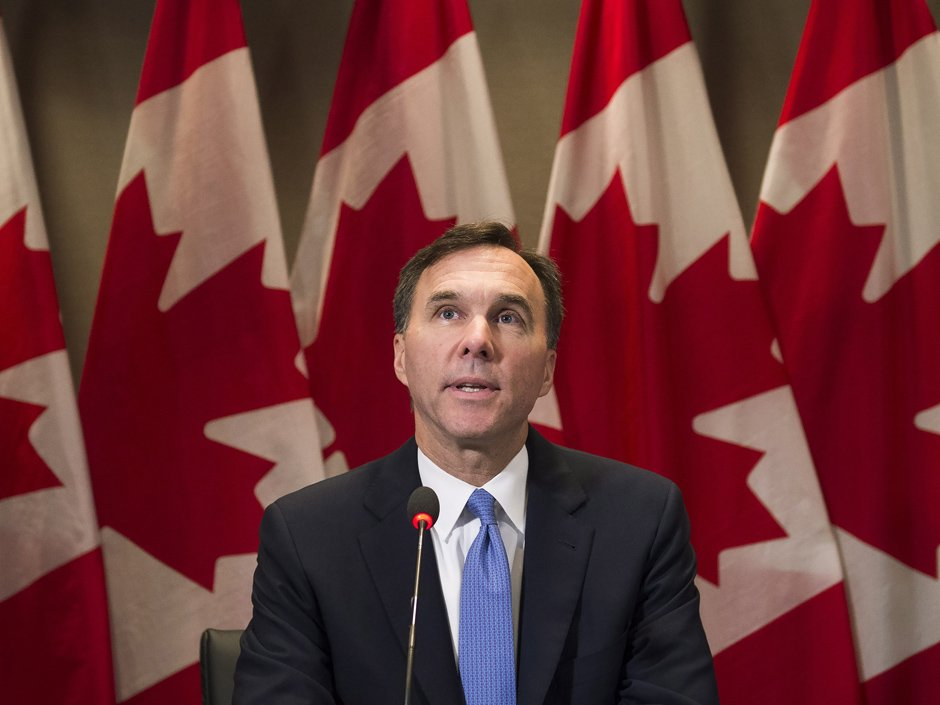 Morneau gets grilled on small business tax changes, as consultations wind down