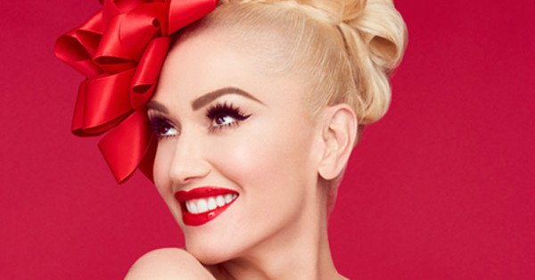 It's beginning to look a lot like Christmas thanks to Gwen Stefani's cover of Santa Baby.