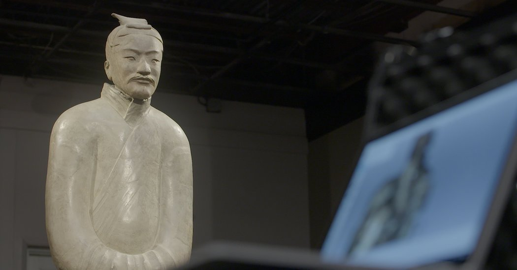 Arming China's Terracotta Warriors — With Your Phone