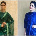 Bollywood beauties shine bright in designer lehengas and saris this festiveseason