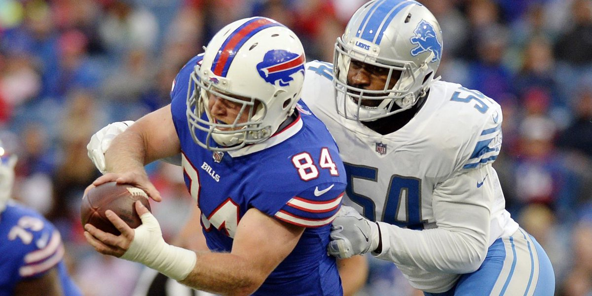 Detroit Lions LB Steve Longa's father killed in car accident