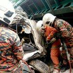 Selangor family of 4, including newborn, killed in grisly car-lorry collision in Kelantan