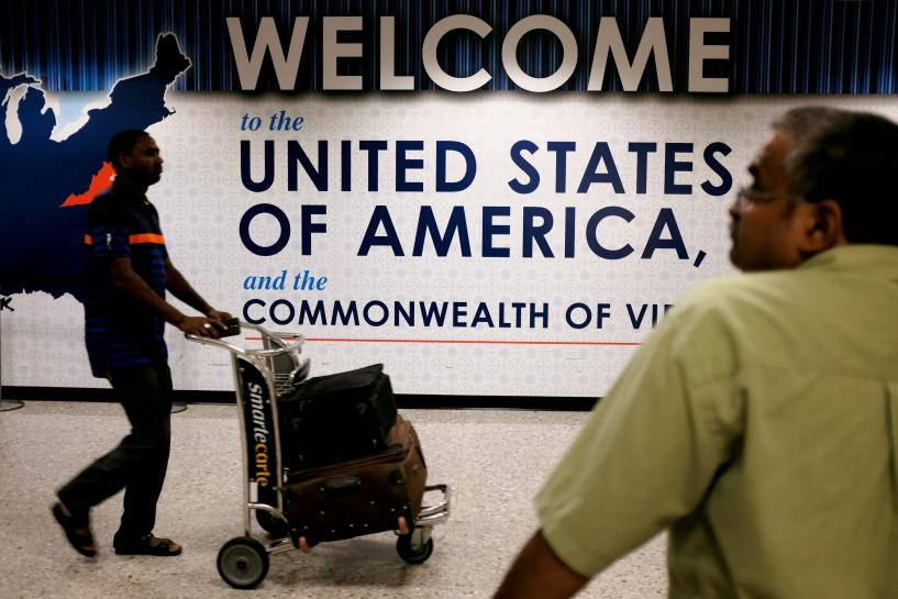 U.S. visas to six Muslim nations drop after Supreme Court backs travel ban