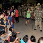 UP Police Begins Probe In Late-Night Violence At Banaras Hindu University