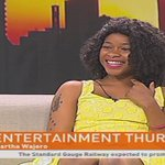 Good Morning Kenya - Mercy Wajero (Kenyan Nollywood actress)