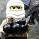 In Singapore, you could briefly buy fake Lego sets featuring 'Jihadi John' and other Islamic State terrorists
