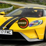 Watch Ford GT Set A New Record Near The Arctic Circle