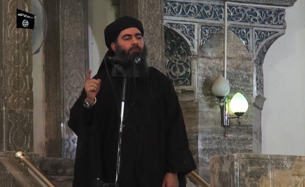 Difunden un mensaje del líder de ISIS, tras los rumores de su muerte - lagranepoca https://t.co/TsvqPApVKi https://t.co/geXt6yHcWG