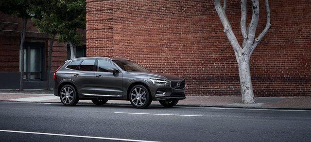 Brimborg frumsýnir nýjan Volvo XC60