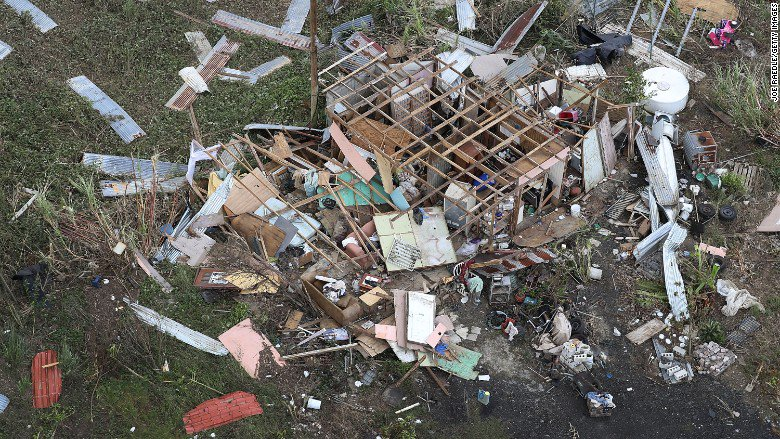 Corporate donations have reached more than $24 million for Hurricane Maria relief efforts