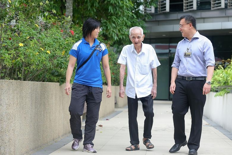 Boosting recovery for frail elderly after surgery
