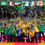Brazil Wins Fourth Straight FIVB World Grand Champions Cup