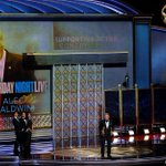 Donald Trump, vedette malgré lui des Emmy Awards 2017