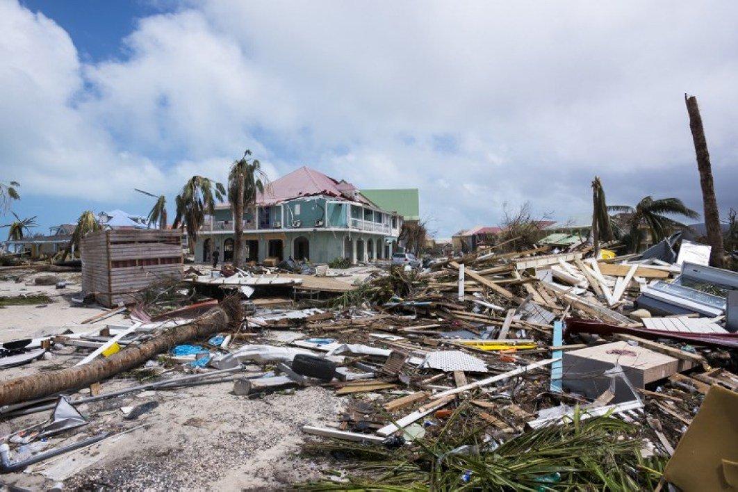 Ce qu'il faut savoir sur Maria, l'ouragan qui menace la Guadeloupe et la Martinique
