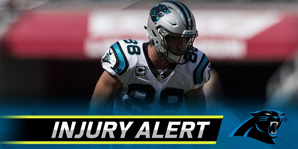 Greg Olsen suffers broken foot: https://t.co/3shMP6n4PT https://t.co/fjR0f3O1tN