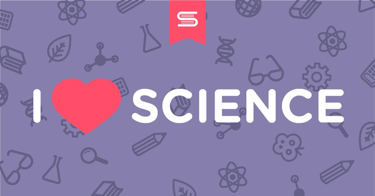 It's Science Literacy Week! Share your enthusiasm for science by using...