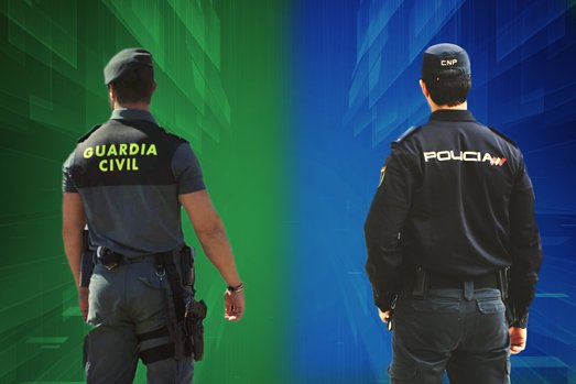 Siempre estaremos con @guardiacivil y @policia NO MÁS #injusticiasalarial https://t.co/leP8wt5gXc