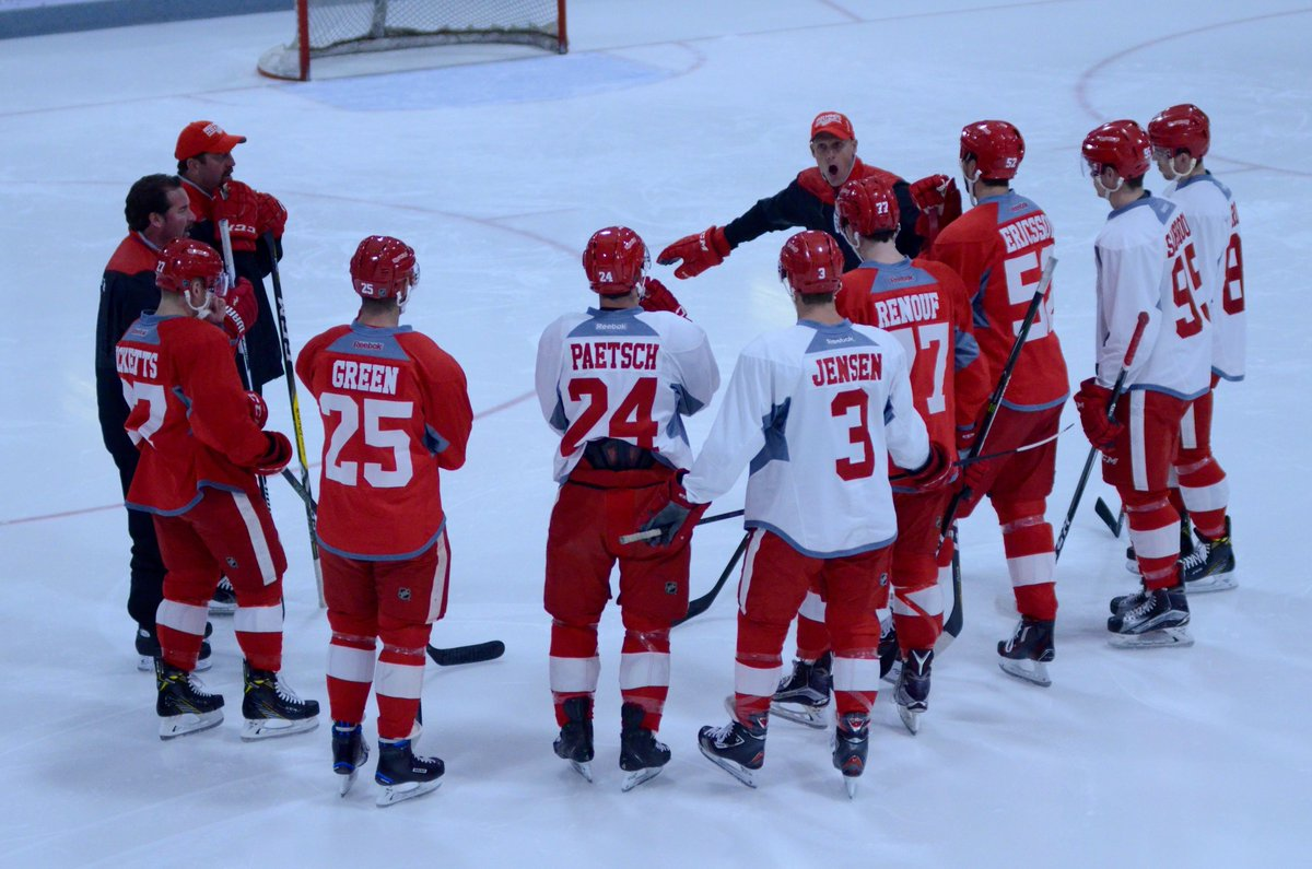 10 takeaways as Red Wings depart Traverse City, eye exhibition season