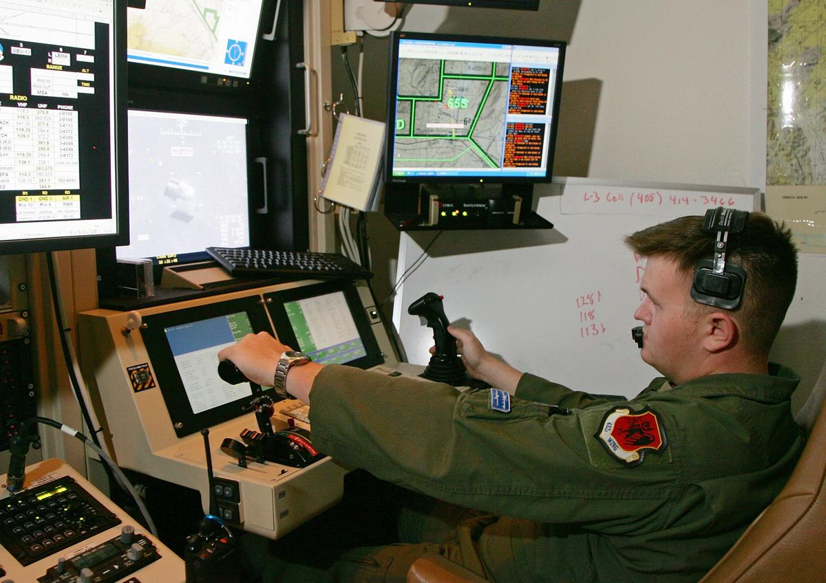Bugsplats and jackpots. US military drone operators enjoy gamers' delight | Opinion