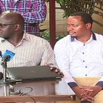 IEBC pleads with Uhuru Kenyatta and Raila Odinga to come to the negotiating table