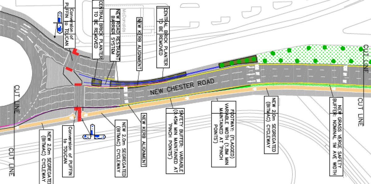 test Twitter Media - A41 - Chester Street, Birkenhead - Improvement Scheme Consultation. Comments needed by 25 September https://t.co/GR3i1EBaq8 https://t.co/G0UBHgs29Y