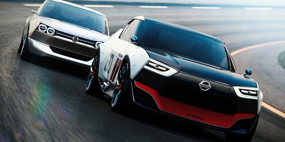 Nissan's Planning Something Called IMX