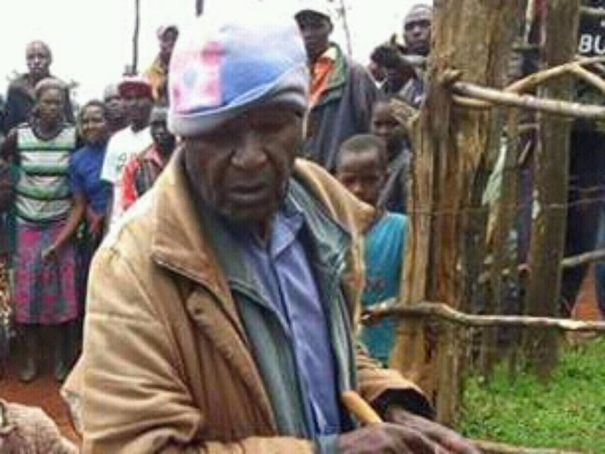 Nakuru man, 85, arrested for defiling eight-year-old girl