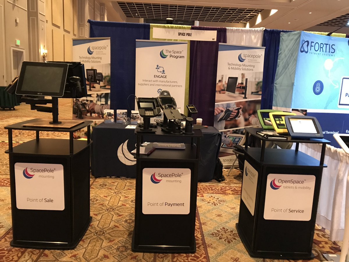 test Twitter Media - #VARTECH exhibit hall is open! See our latest offerings for Point of Sale, Point of Payment and Point of Service solutions at booth 907 https://t.co/ILfL4jYvXt