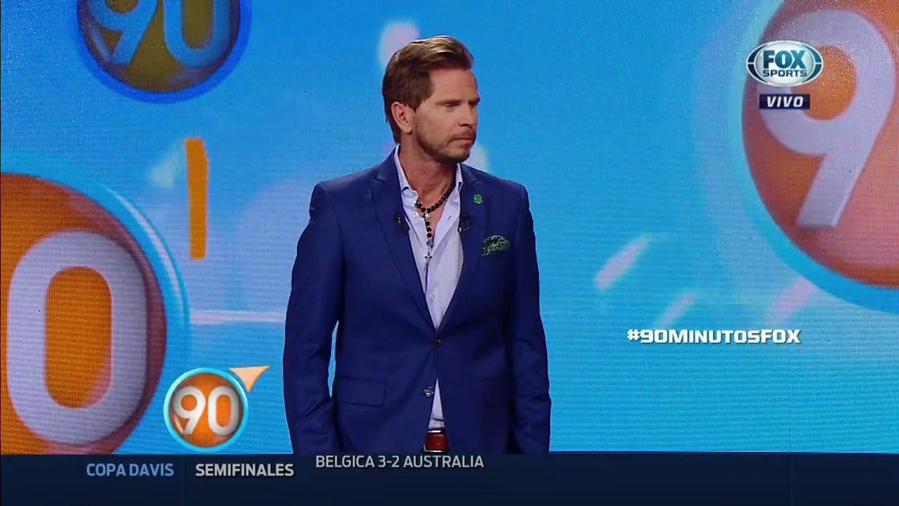 LO HIZO DE NUEVO #90MinutosFOX | Otra vez Óscar Ruggeri imitó a al @PolloVignolo relatando https://t.co/9FwDF2maFX