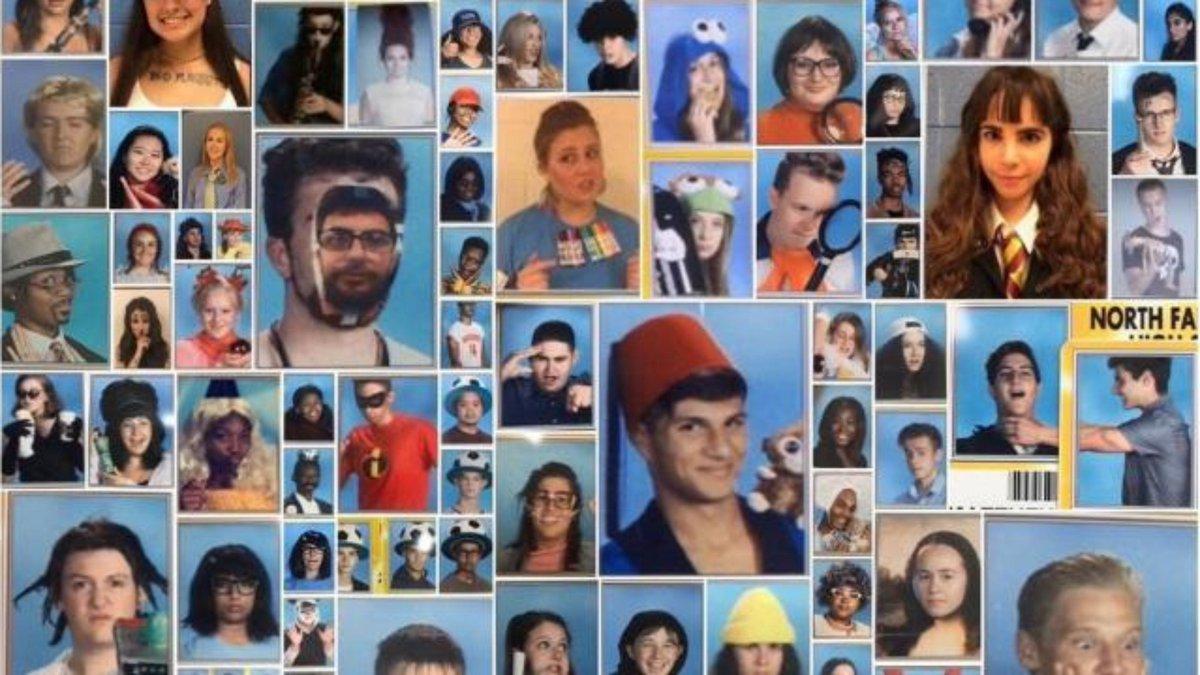 North Farmington students gain internet fame over senior IDs