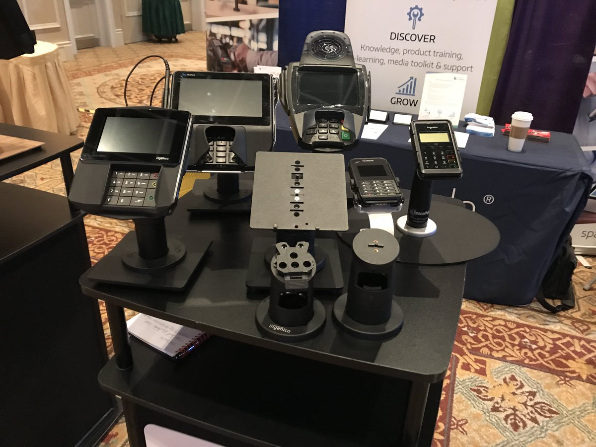 test Twitter Media - Whatever the payment device, we have the secure mounting solutions for all static & mobile #EMV payment applications. Booth 907 #VARTECH https://t.co/Mw4VD3BUmJ
