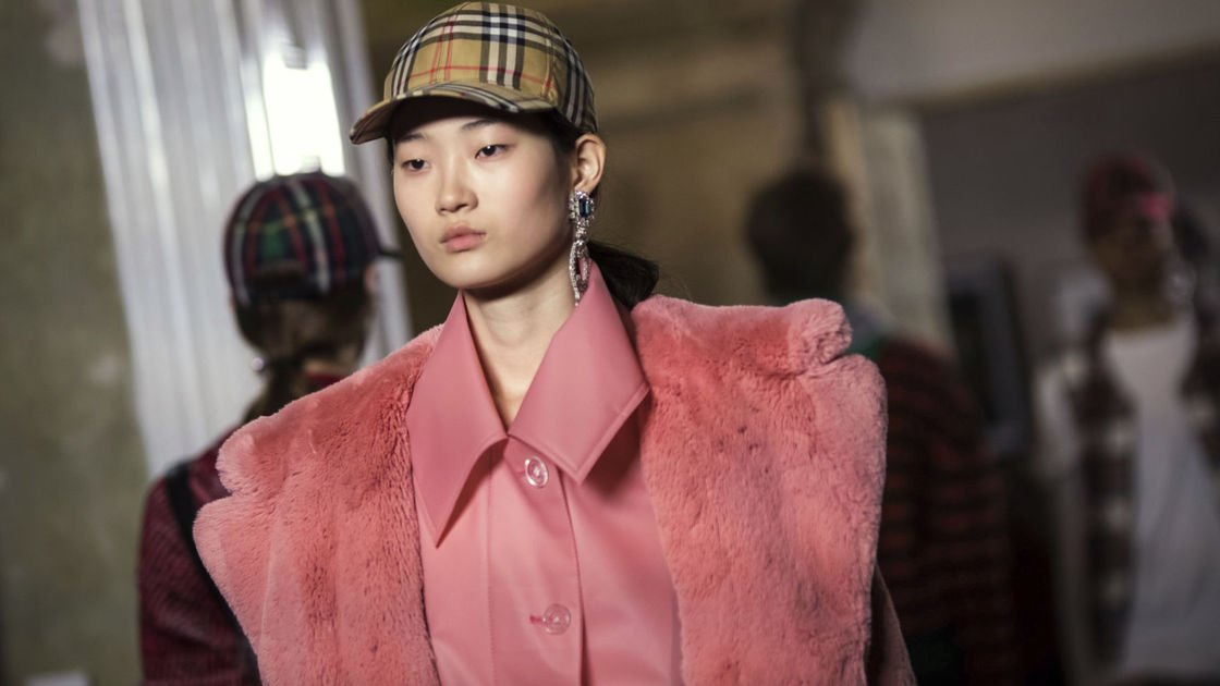 Scenes from the weekend at London Fashion Week