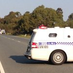 One person feared dead in horrific crash south of Perth
