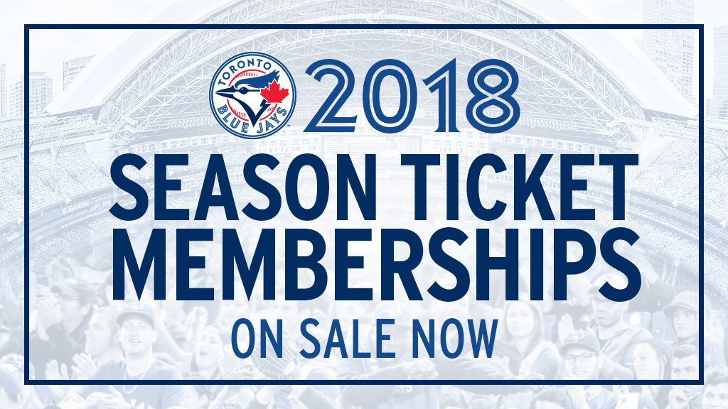 2018 season ticket memberships are now on sale!  Become a season ticket member today: https://t.co/i72OEUWpih https://t.co/P3NYoph8zV