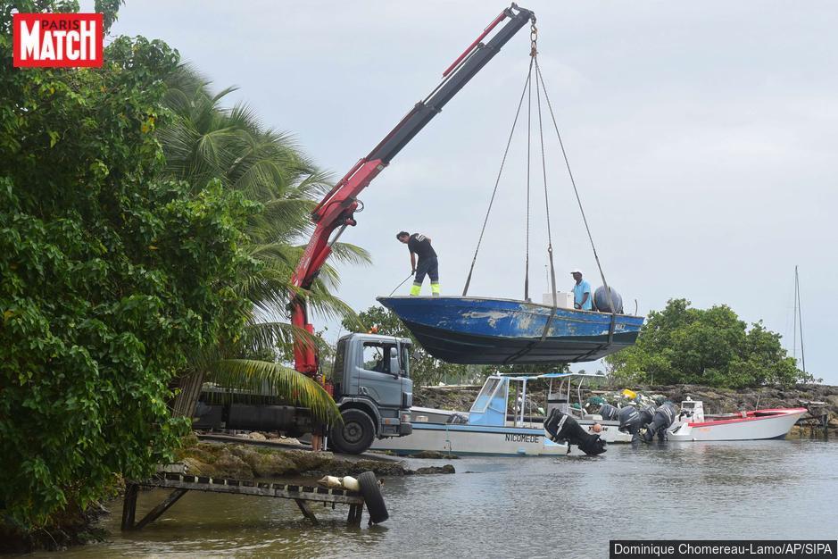 En Martinique et en Guadeloupe, l'angoisse avant Maria