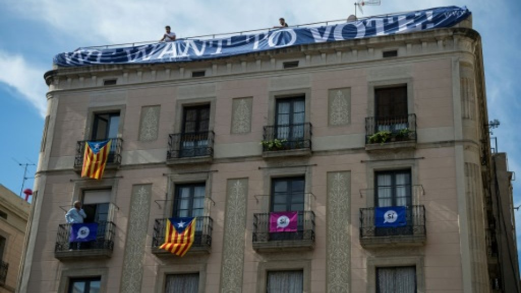 Spain warns Catalonia faces 'brutal' impoverishment if it leaves
