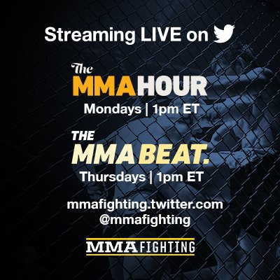 #TheMMAHour