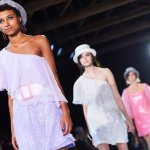 Armani lightens up London Fashion Week