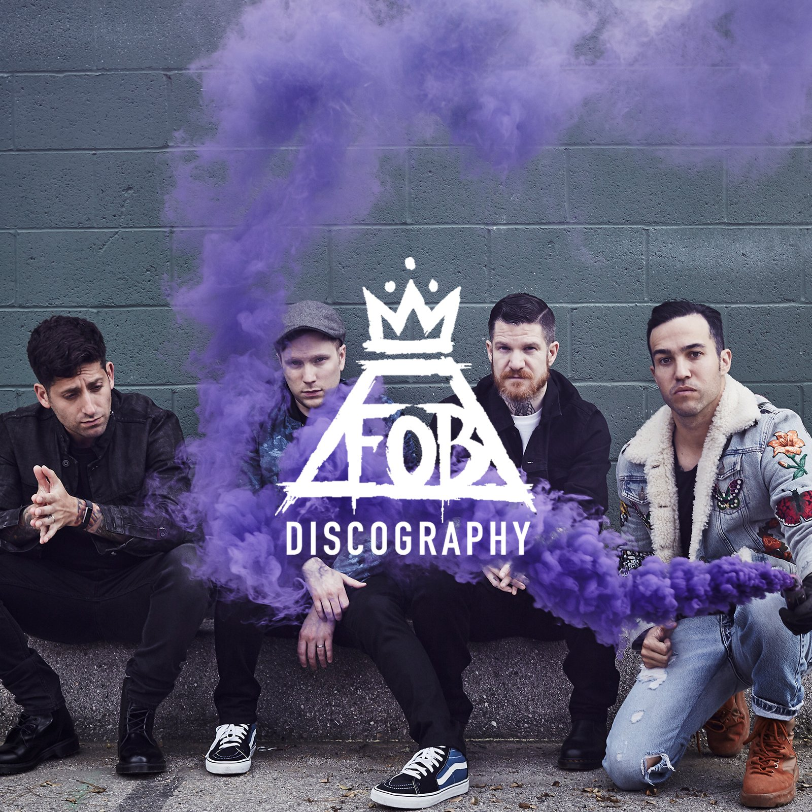 we've got all the FOB you can handle (and more) on @Spotify https://t.co/kXVUXFFMXw https://t.co/pvoEaxdxJF