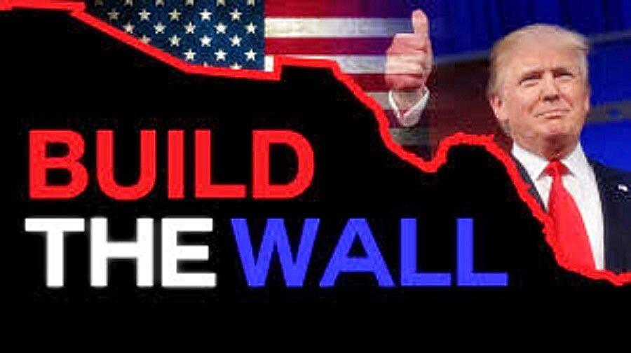 #BuildTheWall