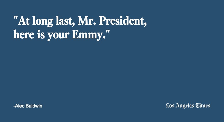 These were the biggest Trump burns from the 2017 Emmy Awards https://t.co/kNCLJS5Zzx https://t.co/SQlfBVKcT0