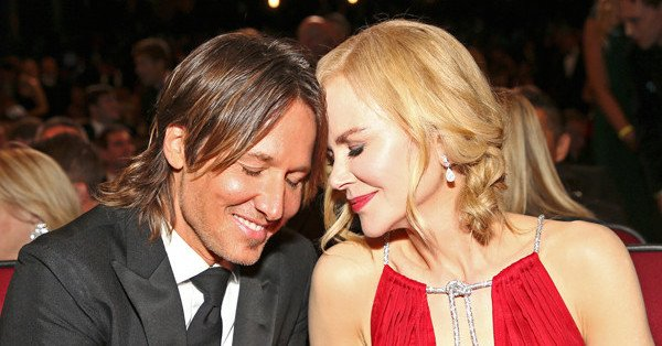 Keith Urban proved that he's the ultimate awards show date: