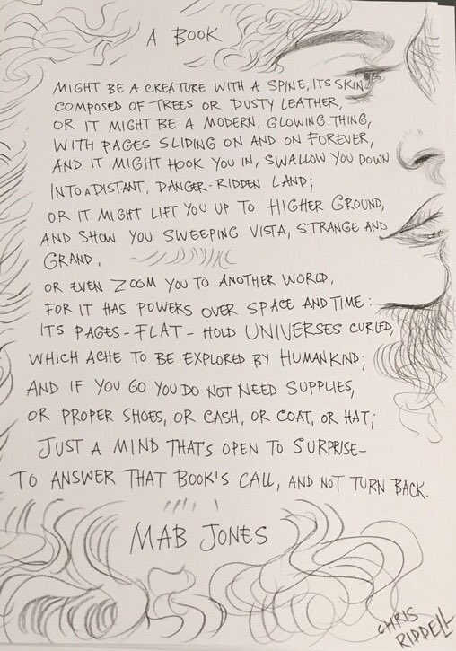 test Twitter Media - RT @chrisriddell50: For Anna James. Poem by Mab Jones. https://t.co/yydZFfHvnL