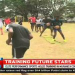 Training future ruby stars to develop the sport