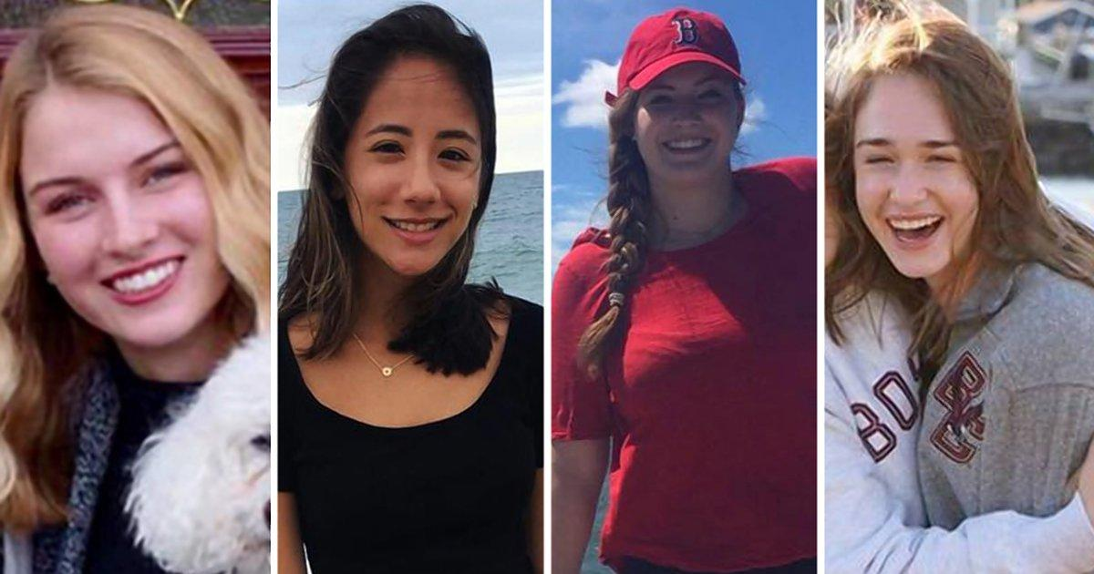 Four Boston College students, including two New Yorkers, hit with acid pray for 'mentally ill' French attacker