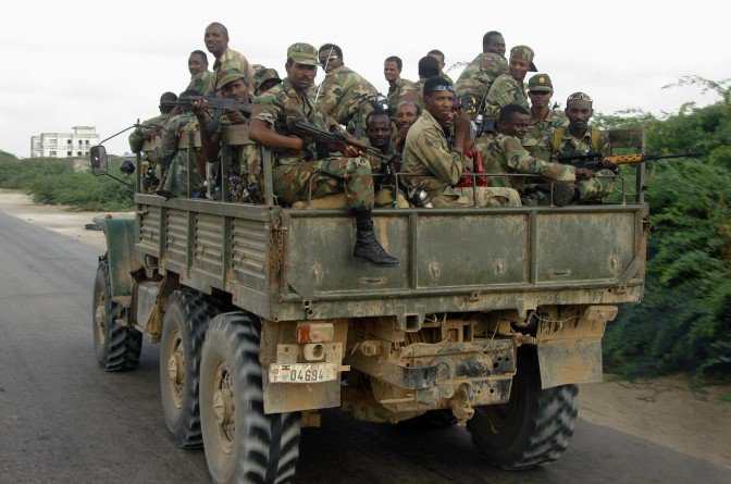 Week of clashes in Ethiopia kill 50, displace 50,000