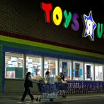Playtime is over: Toys 'R' Us files for bankruptcy protection