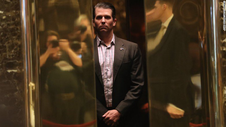Donald Trump Jr. is seeking to scale back his Secret Service protection, sources say
