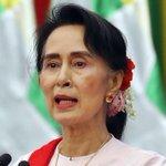 Myanmar's Aung San Suu Kyi urged to end violence against Rohingya Muslims